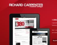 Richard Carpenter: Creative Design 2012