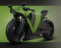 Motorcycle concept 3