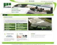 Projeto Portal M.Cassab