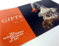 Nelson-Atkins Museum of Arts 2010-2011 Report of Gifts