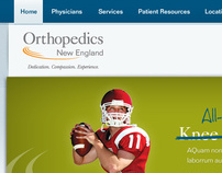 Orthopedic Website #2