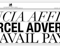 Marcel Paris website