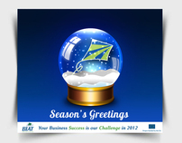 BIAT Greeting Card