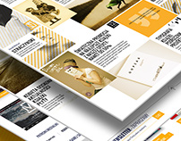 Czwarta Strona / website for a publisher