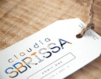 Claudia Sbrissa – Promotional Materials