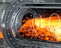 KIPI - pellet burner
