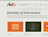 AmitJakhu.com - Personal Portfolio