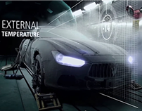 B-play // Maserati Ghibli testing 2013