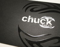 Chuck and Co. Business Card