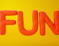 Stop Motion Clay Typography - Cinema 4D Tutorial