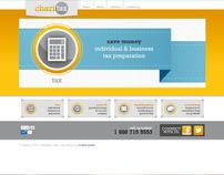 Charitax - Web Design (www.charitax.com)