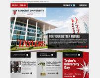 Taylor's E-Newsletter 2011