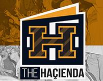 THE HAÇIENDA / branding