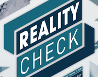 Reality Check Event Branding