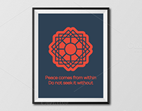 Buddha Quotes Posters