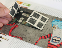 Wachoo Reading? - Printed Bookmark