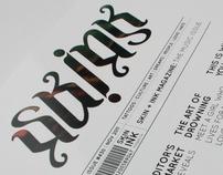 SKIN + INK Magazine