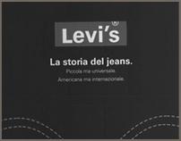 Levi's - storia del jeans