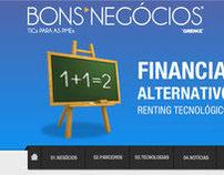 Revista Bons Negócios - Grenke