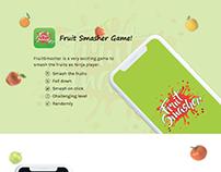 Fruit Smasher Game