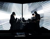 TRANSIT - audiovisual live performance