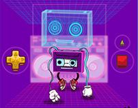 Cassette Vectornator Pro