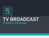 Tv Channel Corporate Identity