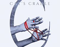 Cat's Cradle, Kurt Vonnegut book cover