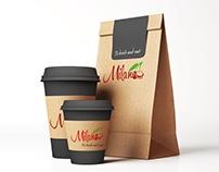Logo & Menu Milano