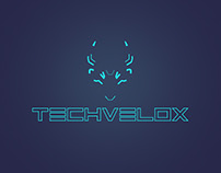 Logo Design Techvelox [2018]