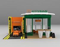 AlexBank Booth