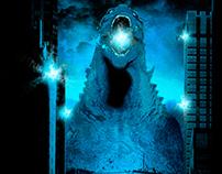Poster Posse Project:  Godzilla