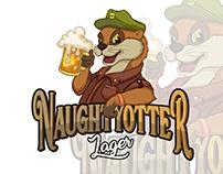 MASCOT LOGO DESIGN -naughtyotter