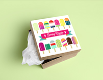 Aspyn Ovard- Spring Break Subscription Box Design
