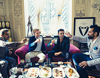 The Gentlemen's Club: Music