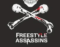 Freestyle Assassins - Shirt Design