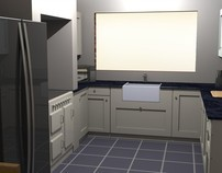 Home Kitchen Re-Design