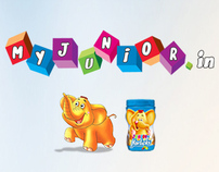 MyJunior.in - Jr. Horlicks