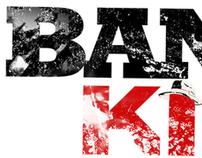 Bandit Kiss - Logo