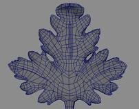 Modeling Organic Wireframe