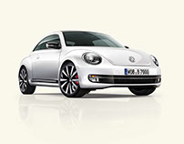 Website | Volkswagen Beetle R-Line