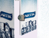 Artik / Branding