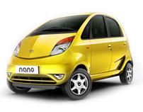 Tata Nano Car
