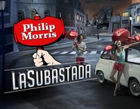 Philip Morris - La Subastada