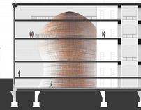 Schinkel's Bauakademie Reconstruction