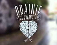 Brainie The Brainhead // Ilustración