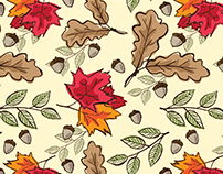 A Walk in the Woods repeat pattern