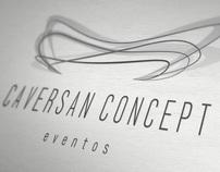 Caversan Concept // Logo and Visual Identity