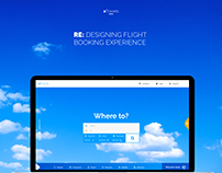 Redesigning Flight Booking Experience