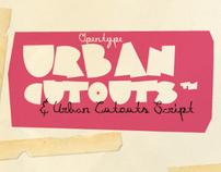 XXII Urban Cutouts - Font Family